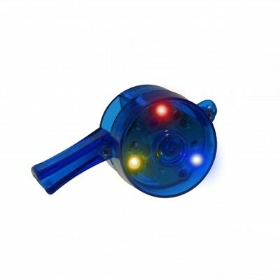 1Pcs LED Trillerpfeife Blinki Blinklicht Party Karneval Konzert-Triller