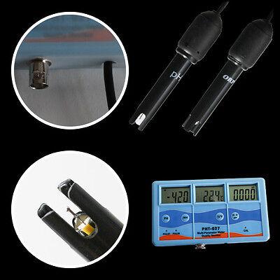 Ph Messgerät Leitwert Redox Temperatur Meter Ec Ppm P15 3