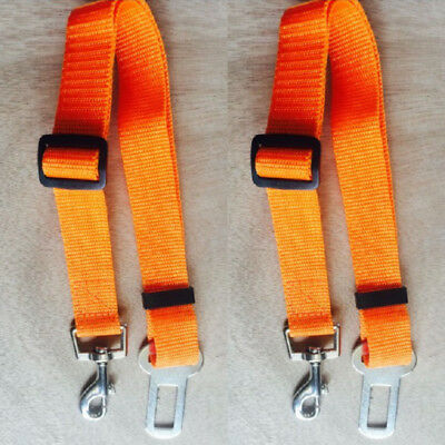 1Pc Car Vehicle Safety Seat Belt Restraint Harness Leash Travel Clip for Pet Cat