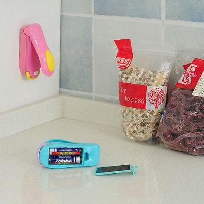 Portable Seal Packing Plastic Bag Tool Mini Heat Sealing Machine Impulse Sealer
