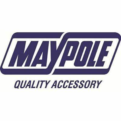 X4 New Bulk RADEX Maypole Silver, Clear, White Rectangular Drilled Reflectors 6