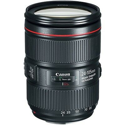 Canon EF 24-105mm f/4L IS II USM Lens for DSLR Cameras 2