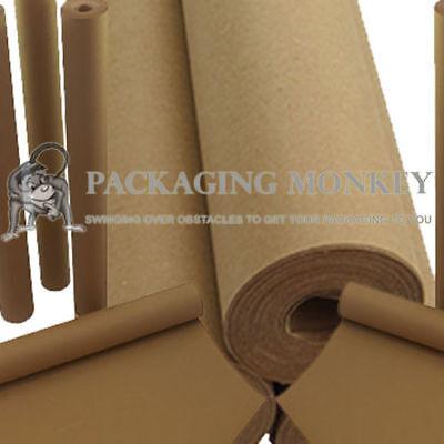 600mm x 20M Heavy Duty Kraft Brown Wrapping Paper Roll 2