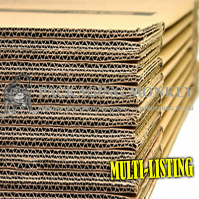 Strong Double Wall Removal Mailing Cardboard Boxes 4