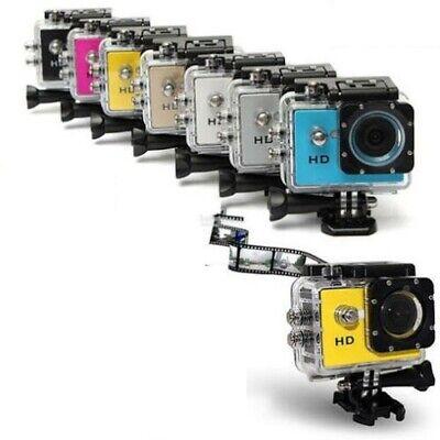Go Pro Telecamera Full Hd1080P Wifi Sport Camera Full Hd Go Pro Subaquea 30Mt 6