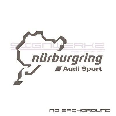 Gecko Racing Wreath Decal Sticker quattro RS3 TTRS Audisport S4 S5 S6 R8 Pair