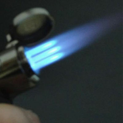 5 Pack Triple Torch Lighter Lot Butane Jet Flame Lighters for Cigar Windproof 3