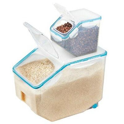 LOCK LOCK Rice Grain Storage Containers 10kg12L25kg3L 12L