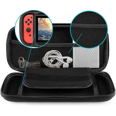 Nintendo Switch Shell Carrying Case Protective Storage Bag Cover 【Free TP】 3