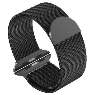 Milanese Loop Strap Watch Band For Apple Watch Series 1/2/3/4  38/40/42/44MM 3