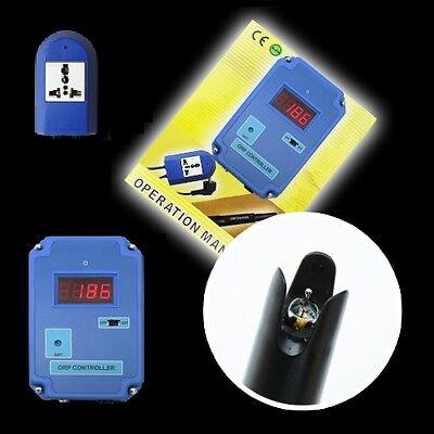 Redox/orp-Controller Regelgerät Ozon Aquarium Teich Süss-/salzwasser P20 3
