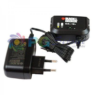 Black & Decker Bloc Alimentation Chargeur Batterie EPC146 GLC1825 CP141 CP1421 2