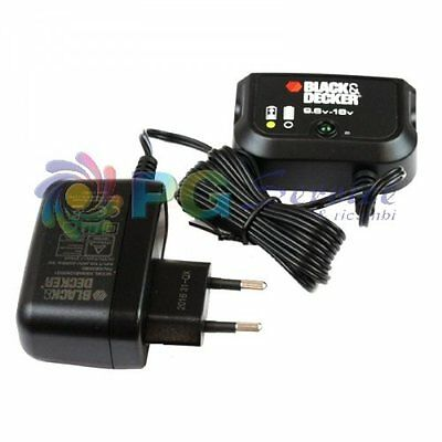 Black & Decker alimentatore carica batterie EPC146 GLC1825 CP141 CP1421 GPC900 2