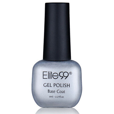 Elite99 Esmalte Semipermanente Brillante de Uñas en Gel UV LED Manicura Soak off 4