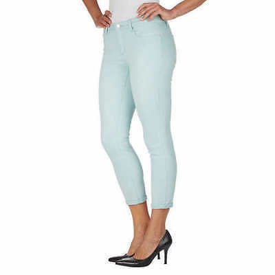 Jessica Simpson Women/'s Rolled Crop Skinny Jeans