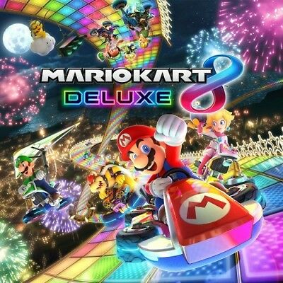 Mario Kart 8 Deluxe for Nintendo Switch - Brand New 3