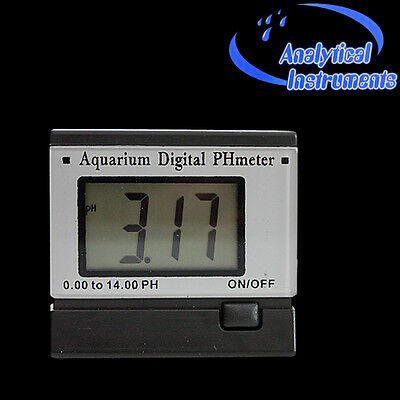 Ph-Meter Messgerät Messer Tester Aquarium Mini Ph Messgerät **220V**  P06 4