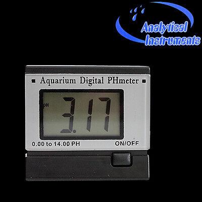 Ph-Meter Messgerät Messer Tester Aquarium Mini Ph Messgerät **220V**  P06 4 • EUR 30,99