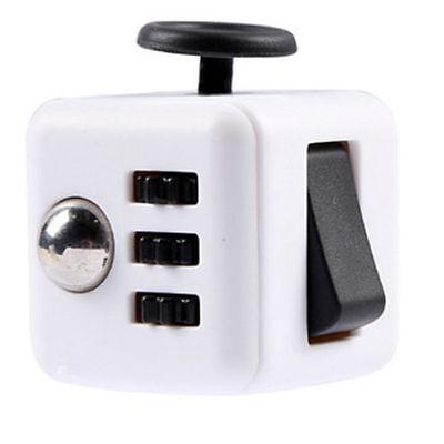UK Fidget Cube Spinner Toy Children Desk Adults Stress Relief Cubes ADHD Camo 6