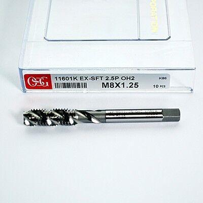 HSSE M5 x 0.8 OH2 SPIRAL FLUTE TAP OSG