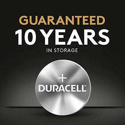 2 X Duracell CR2016 3V Lithium Button Battery Coin Cell DL/CR 2016 Expiry 2028 6