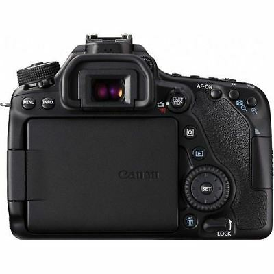 Canon EOS 80D DSLR Camera (Body) President's Day Sale