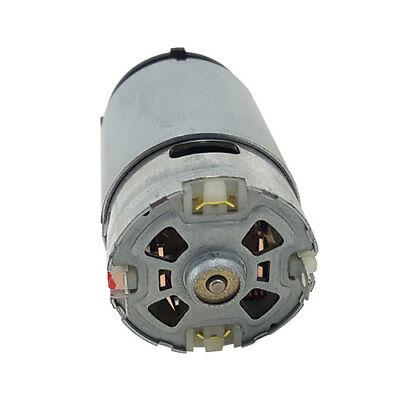 DeWalt motore + spazzole trapano avvitatore DCD710 10.8V RS550 QC143315 N038034 2