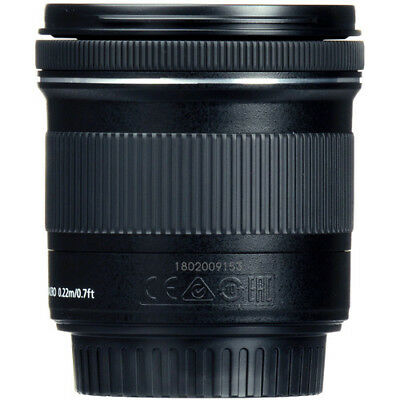 Canon EF-S 10-18mm f/4.5-5.6 IS STM Lens - 9519B002 - Brand New 4