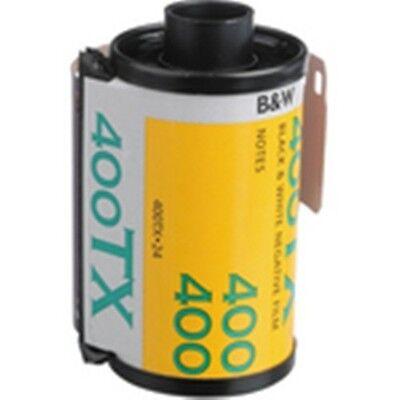 5 Rolls Kodak Tri-X 400 TX 135-24 Pan Black and White ISO 400 35mm Film 3