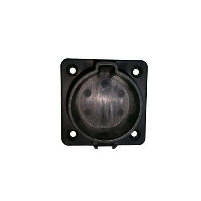 Type 1 (J1772) electric vehicle Plug Holder, Keeps Type 1 Plug Dry 2