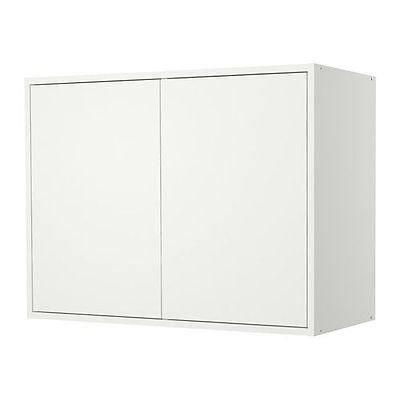IKEA FYNDIG Wandschrank mit Türen - Hängeschrank Küchenschrank ...