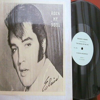 "King ELVIS Presley At His Rarest ""ROCK MY SOUL"" '54-'72 SUN♫Gospel Jam♫Live♫More 2"