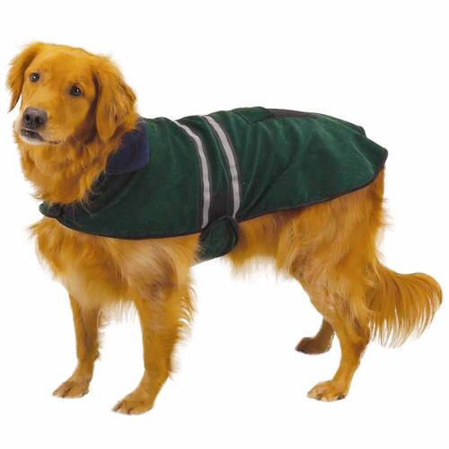 Reflective Fleece warm pet DOG Coat Winter Jacket Clothes Sweater 3