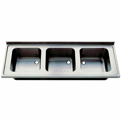 OZTI 3-BOWL SS Kitchen Sink