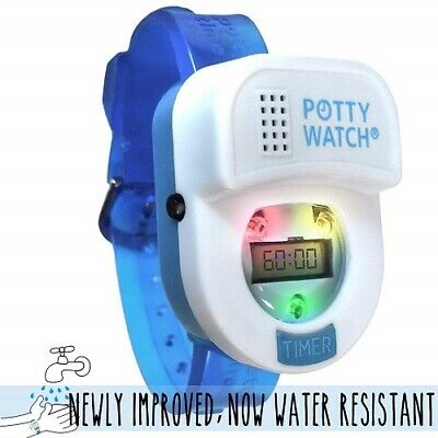 Potty Time Watch Toddler Toilet Training Aid Timer~ Pink 2