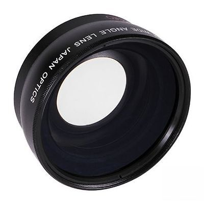 Wide Angle FISHEYE Macro Lens For Canon  Rebel T5 T5I T6 T6S T7 T3 for 18-55 HD4 2