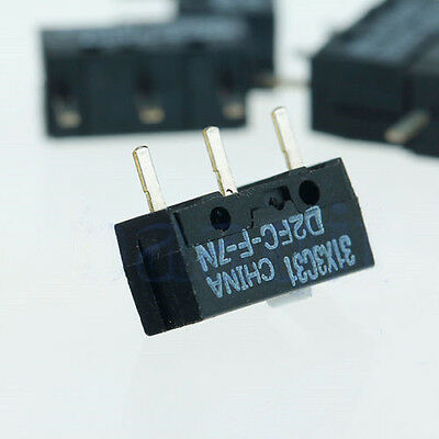 5Pcs Micro Switch OMRON D2FC-F-7N For Mouse GOOD SALESGK 4