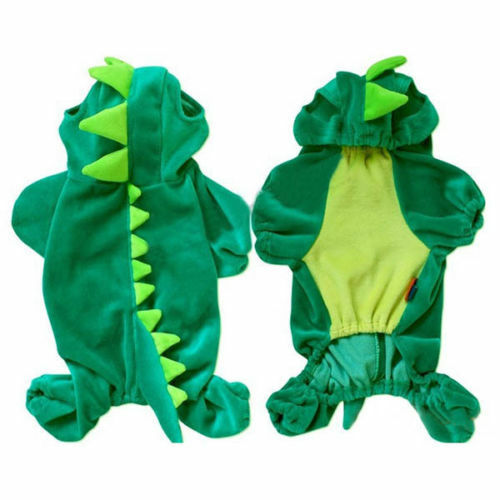 Pet Dog Winter Warm Clothes Costumes Puppy Cat Hoodie Coat Sweater Shirt Apparel 11