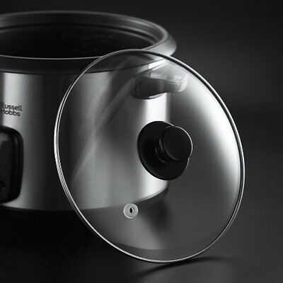 Russell Hobbs 19750 Stainless Steel Rice Cooker and Steamer, 1.8 L - Silver 5