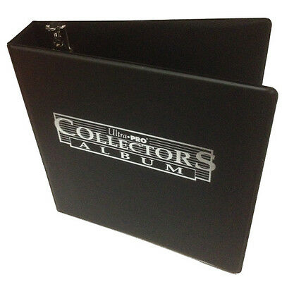 Ultra Pro Collectors Trading Card Ring Album/Binder/Folder For A4 9 Pocket Pages 3