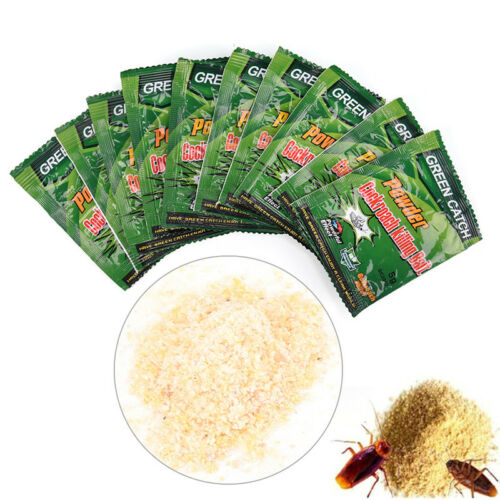 10X Effective Cockroach Killing Bait Roach Killer Insect GNCAFGAFBDC 2