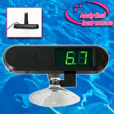 Ph-Meter Messgerät Messer Tester Aquarium Ip58 Wasserdicht Glaselektrode    P29 4