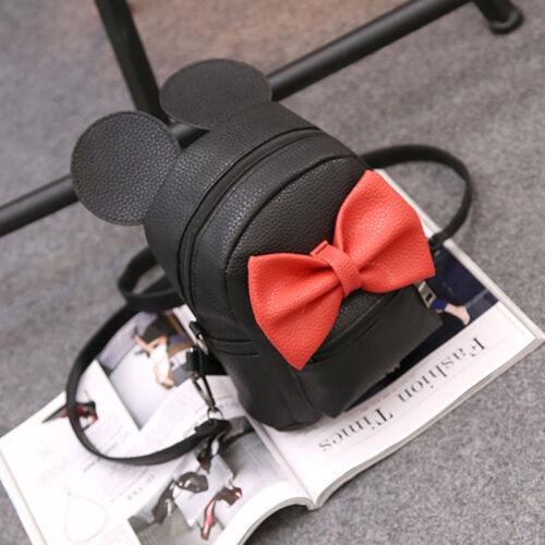 67903e7332886 Damen Klein Rucksack Cute Mickey Mouse Sack Reise Backpack Tasche  Schultertasche 12 12 von 12 Siehe Mehr