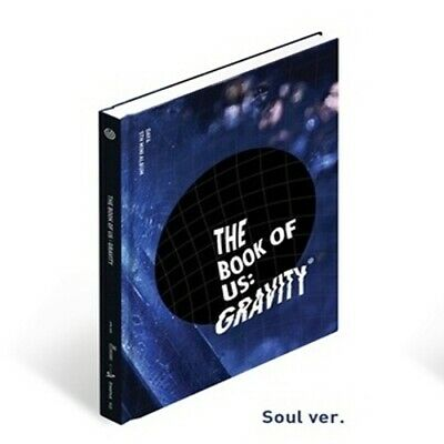 Day6[The Book Of Us:Gravity]5th Mini Album CD+Poster+Book+Card+etc+PreOrder+Gift 12