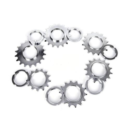 Bike Chain Rings Single Speed Bike Wheel Sprocket Fixed Gear Bike Freewheel YWCA 4