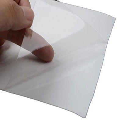 Clear Bra Paint Protection Scratch Film Vinyl Sheet Scratches Shield (24''x60'')