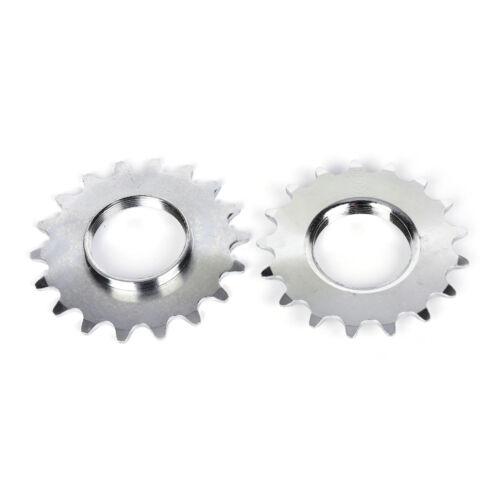 Bike Chain Rings Single Speed Bike Wheel Sprocket Fixed Gear Bike Freewheel YWCA 6