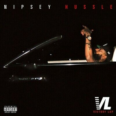 Nipsey Hussle **Victory Lap [PA] **BRAND NEW FACTORY SEALED CD! NOT A COPY 3