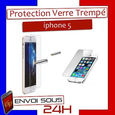 Vitre Tactile + Ecran Lcd Complet  Iphone 5/ 5C / 5S 5 Se Noir/Blanc + Outils 3
