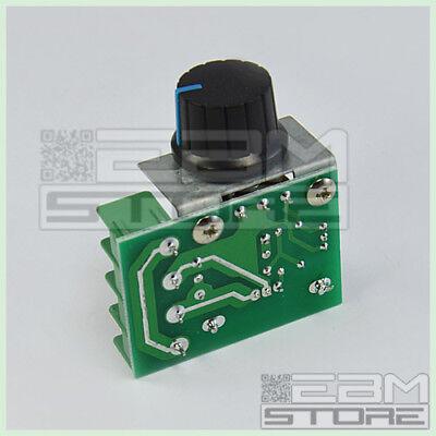 Driver AC 2000W 220V - Dimmer regolatore di velocità giri - ART. CO11 4
